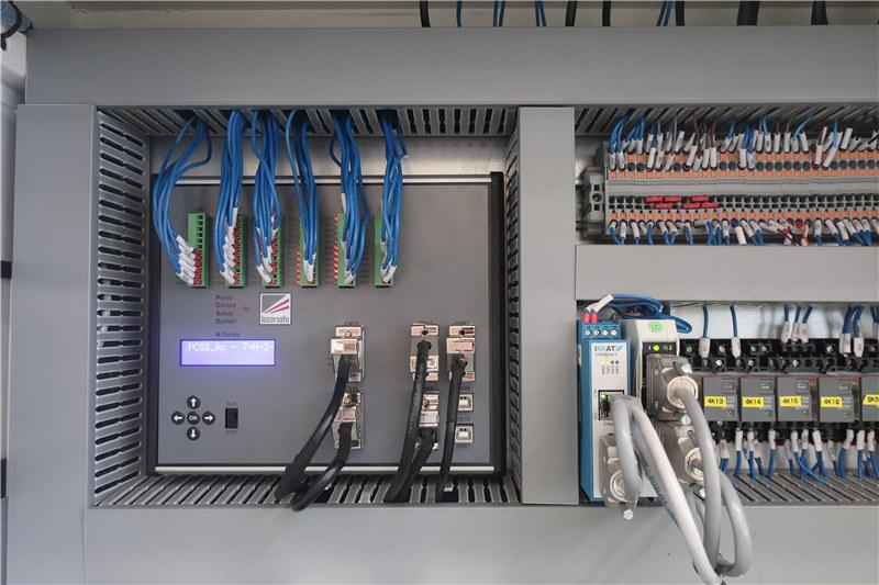 Lazersafe PCSS A series Safety PLC