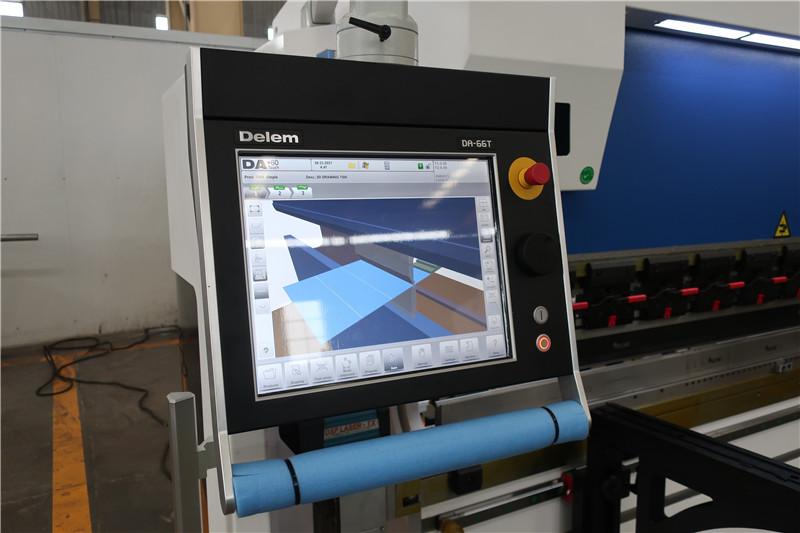 DELEM DA66T 3D CNC System