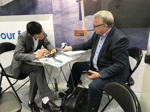 अष्ट्रेलियाले 2017 मा जर्मनीमा हनोवर इन्टरनेशनल मेसो उपकरण प्रदर्शनीमा भाग लिनुभयो