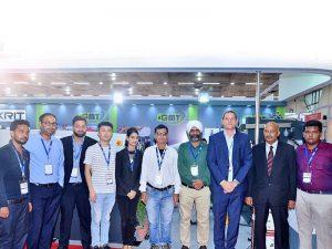 सटीुर ले 2016 मा भारत प्रदर्शनी मा भाग लिया