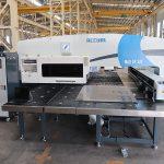 MAX-SF-30T हाइड्रोलिक पनचिंग प्रेस मिसिन सीसीएन फ्यानुक प्रणाली ब्रेक पंच मिसिन अमेडा उपकरण मशीनरी निर्माण संग