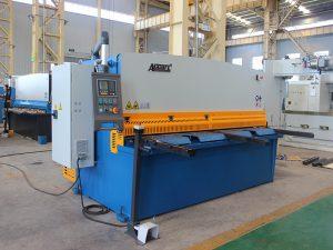 automatic iron shearing machine