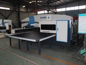 siemens system cnc turret punching machine,automatic hole punching machine cnc punch press price