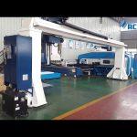 Gantry शैली 5-अक्ष सीएनसी प्रेस ब्रेक रोबोट झुकाव / बुर्ज पंच प्रेस