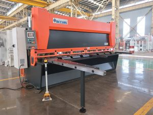hot sale QC11K CNC hydraulic guillotine shearing machine