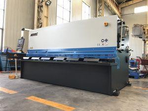 hydraulic automatic shearing machine