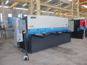 hydraulic shearing machine 6x3200