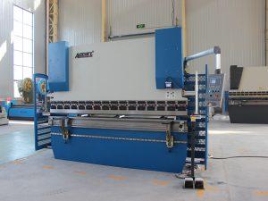 with E200 system Wc67 hydraulic press brake