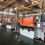 सीसी प्रमाणपत्रको साथ WC67K-30T 1600mm हाइड्रोलिक प्रेस ब्रेक, शीट धातु मोन्डिंग मिसिन