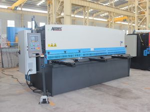 hydraulic guillotine hydraulic shearing machine with high quality